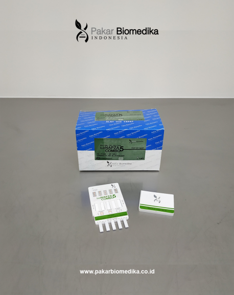 UJI NAPZA COMBO 5 (Mop,Met,Coc,THC,Amp)
