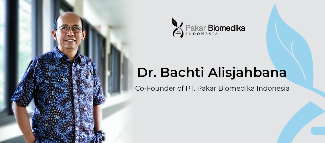 Dr. Bachti Alisjahbana
